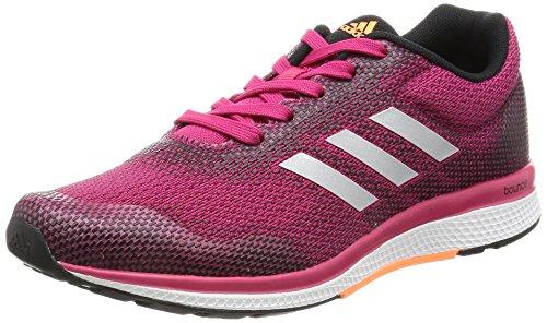 adidas Mana Bounce 2 w Aramis - Zapatillas de Deporte para Mujer, Rosa - (ROSFUE/Plamet/NARBRI) 36