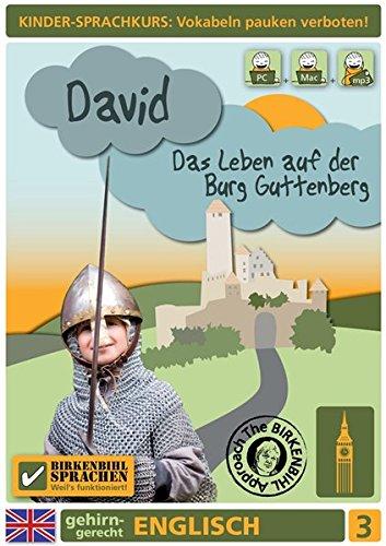 Preisvergleich Produktbild Birkenbihl Sprachen: Englisch gehirn-gerecht,  Der kleine Ritter,  Teil 3