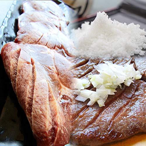 牛タン塩だれ 焼肉 厚切り ぎゅうたん《*冷凍便》 (5kg(250g×20))