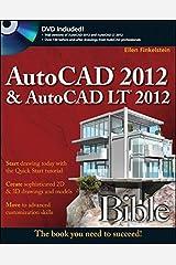 AutoCAD 2012 and AutoCAD LT 2012 Bible Paperback