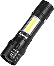 Rawdah Skywolfeye 10000LM Zoomable CREE XM-L T6 LED linterna antorcha Super brillante de luz flashlight
