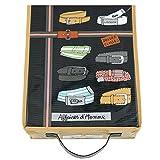 Derrière la porte - Caja para cinturones (+ comp) Nataca dura para cocinar