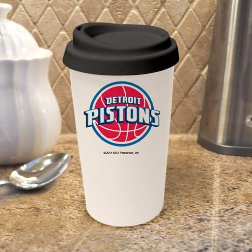 NBA store Detroit online shop Pistons Mug Logo Travel
