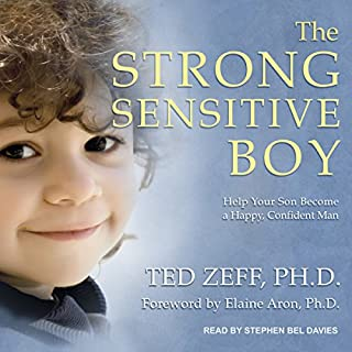 The Strong Sensitive Boy cover art