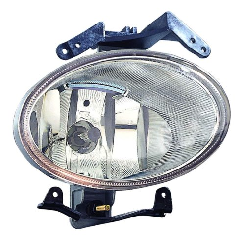 Sherman Replacement Part Compatible with Hyundai Santa Fe Passenger Side Fog Light Assembly (Partslink Number HY2593126)