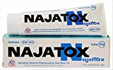 2 Tubes x Najatox 40g - Cobra Venom Snake Ointment Gel - Anti-Inflammation - Arthritis-Ship from USA time 7-14 Days