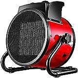 Calefacción De Patio para Uso Exterior Lámpara De Calor Exterior Portátil Fabricada En Acero Inoxidable.Calefacción Exterior Regulable para Uso Interior Y Exterior - 3000 W.
