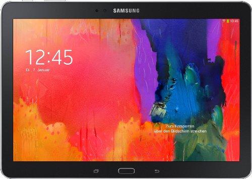 Samsung Galaxy Tab Pro T520 WiFi (25,7 cm (10,1 Zoll), Exynos 5, 2,3GHz, 2GB RAM, 16GB HDD, Android OS) schwarz