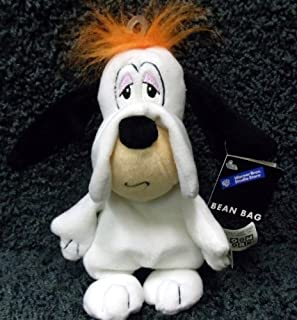 Warner Brothers Tom and Jerry 8 Inch Droopy Dog Plush Bean Bag Doll