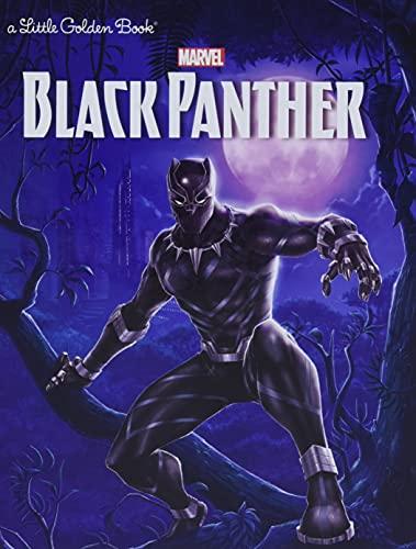 Black Panther Little Golden Book (M…