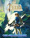Photo Gallery the legend of zelda coloring book: 50+ great coloring pages for kids, teens and all fans