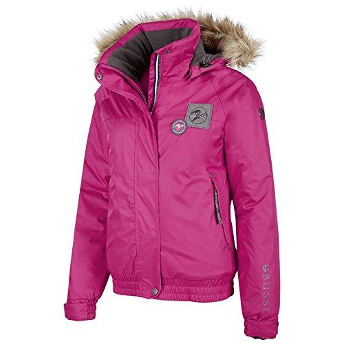 BUSSE Jacke TIMBER, winter pink