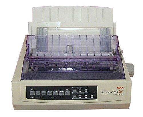 Okidata - 62411601 - microline 320 turbo printer - b/w - dot-matrix - 2
