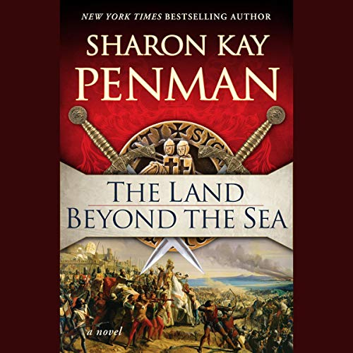 The Land Beyond the Sea audiobook cover art