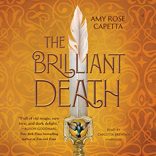 The Brilliant Death audiobook cover art