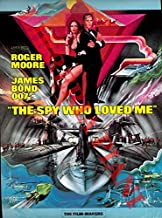 The spy who loved me. James Bond 007. Roger Moore.