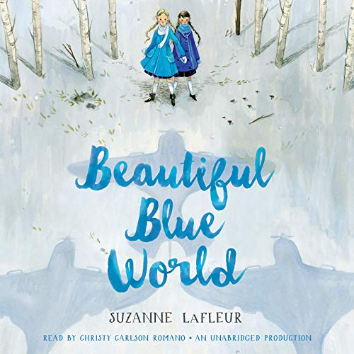Beautiful Blue World audiobook cover art