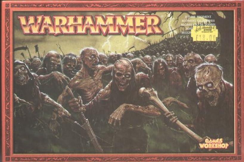 Games Workshop Vampire Counts Zombies Warhammer Fantasy Undead