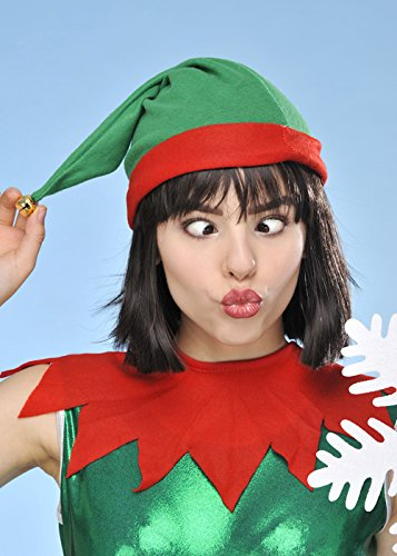 Petit papa Elf accessoire de Santa de Noël Kit