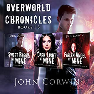 Overworld Chronicles Box Set: Books 1-3 Titelbild