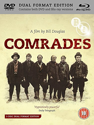 Comrades [DVD + Blu-ray] (1987) [Reino Unido]