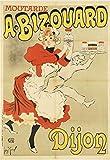 Soutarde Dijon Poster, Reproduktion, Format 50 x 70 cm,