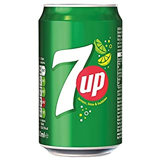 7UP Regular Soft Drink Can 330ml Ref A01095 - Pack 24 (B000J6CRRE) | Amazon price tracker / tracking, Amazon price history charts, Amazon price watches, Amazon price drop alerts