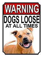 すべての回でブリキの犬のルーズは、カフェバーの映画の贈り物の誕生日の警告