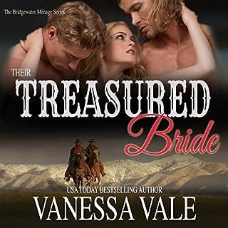 Their Treasured Bride audiobook cover art