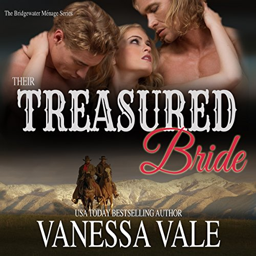 Their Treasured Bride audiobook cover art
