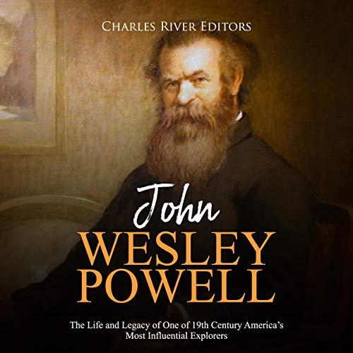 John Wesley Powell cover art