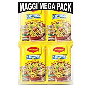 Maggi 2-Minute Noodles Masala, 70g (Pack of 12) 8