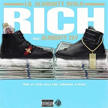 Rich (feat. AlmightyZay)