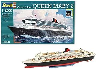 Revell Queen Mary 2 Cruise Liner - 1:1200 model kit