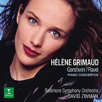 Gershwin & Ravel: Piano Concertos