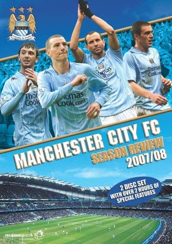 Manchester City: End Of Season Review 2007/2008 Blues Review [DVD] [UK Import]