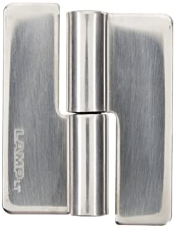 Sugatsune HNH-50CR Weld On Lift Off Hinge, Stainless Steel 304, Mirror Finish, Right Handedness, 2.5mm Leaf Thickness, 40mm Open Width, 10.5mm Pin Diameter (B00GKZDHCC) | Amazon price tracker / tracking, Amazon price history charts, Amazon price watches, Amazon price drop alerts