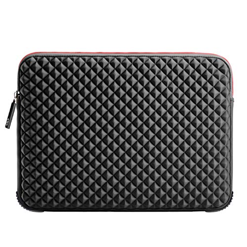 XXY WIWU 17.3 Inch Laptop Bag Case For Macbook Pro 17 Waterproof Laptop Sleeve For Macbook Pro 13 Case Computer Notebook Bag 17.3 (Color : Black, Size : 15 15.6 inch)