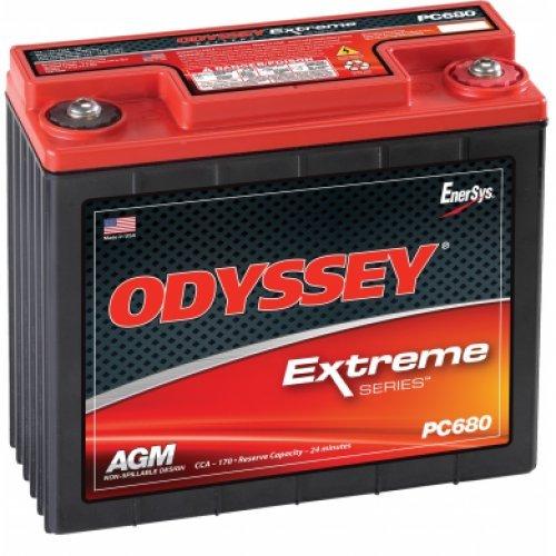 Enersys - Starterbatterie Leistungsstark Hawker Enersys Odyssey PC680 12V 16Ah M6-F