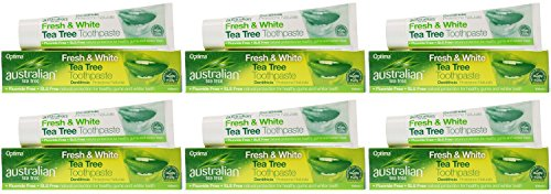 Optima Australian Tea Tree Tandpasta Fresh & White, 100 ml