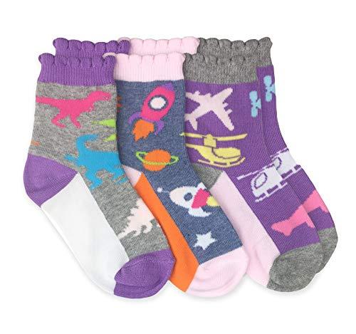 Jefferies Socks Herren 2885 Legere Socken, Multi, X-Small