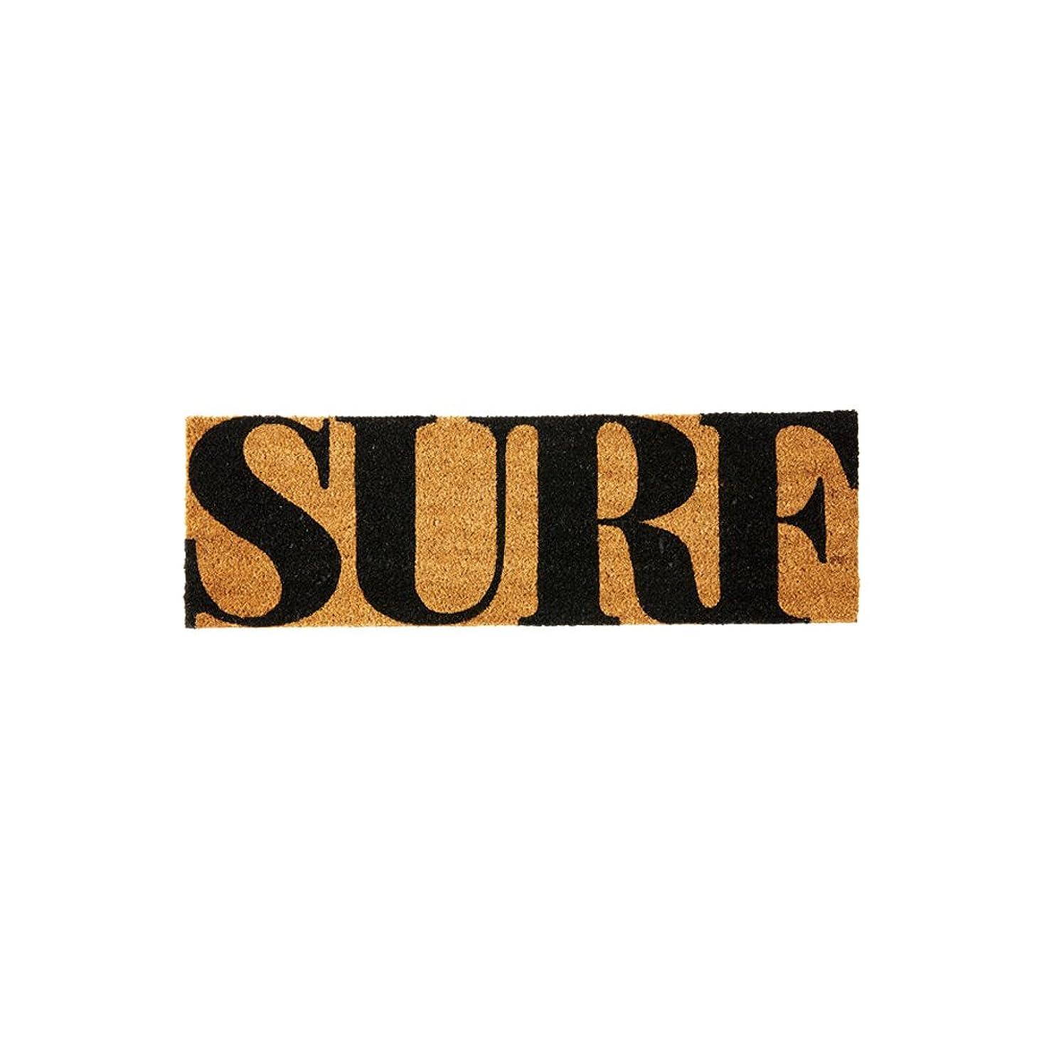 流ロボット胃インターフォルム 玄関マット ブルー 幅76×奥行24cm(厚み:1.5cm) Sunfine Beach サンファインビーチ TJ-3191BN