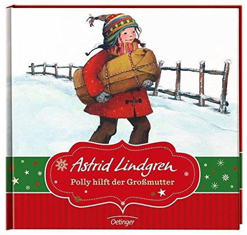 Polly hilft der Großmutter - Minibuch