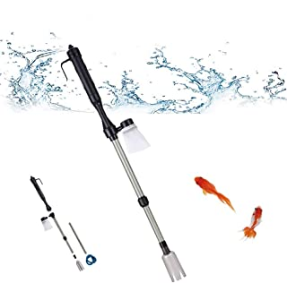 KOKITEA水作 プロホース 水交換ポンプ クリーナーポンプ 電動式 水交換器 水替え 清掃