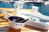 BRUNNER All Inclusive Teller aus Melamin Blue Ocean - 36-tellig - 2