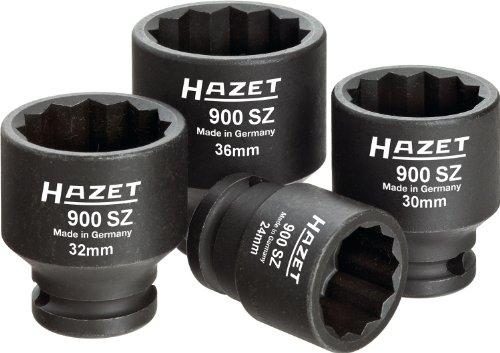 HAZET 900Sz/4 Kraft-Steckschlüssel-Satz