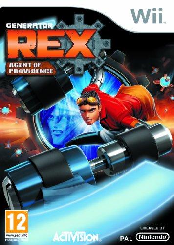 Generator Rex: Agent of Providence  [Edizione: Regno Unito]
