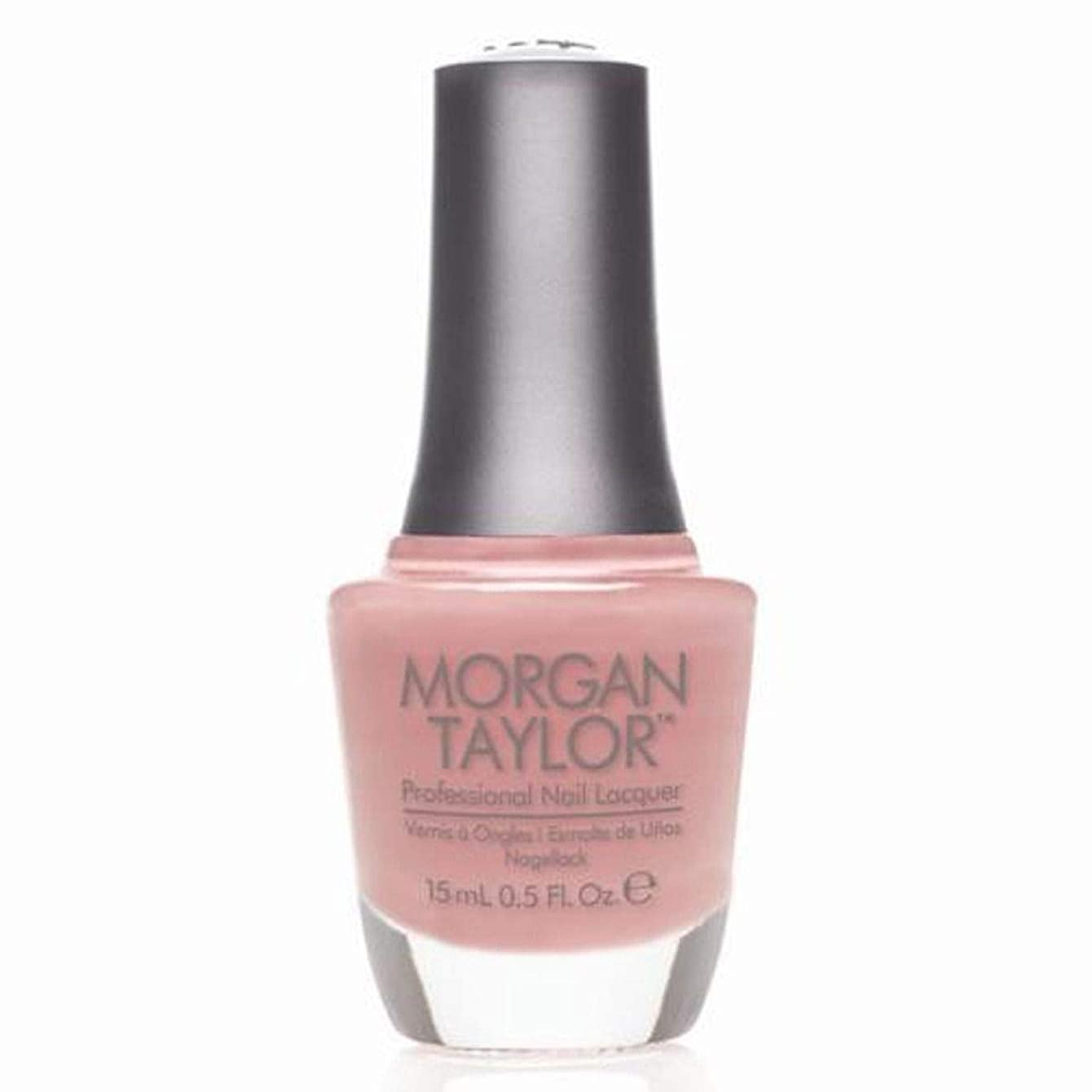 職人邪魔安全でないMorgan Taylor Nail Lacquer - Coming Up Roses - 15 ml/0.5 oz