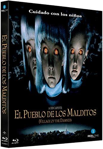 El Pueblo De Los Malditos (Village Of The Damned) Blu-ray