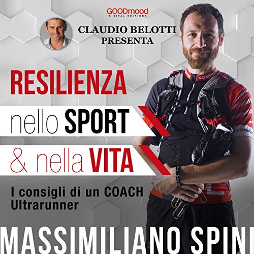 Resilienza nello sport e nella vita audiobook cover art